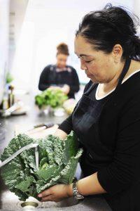 sundt madlavningskursus, lær at lave sund mad, kursus om sund mad